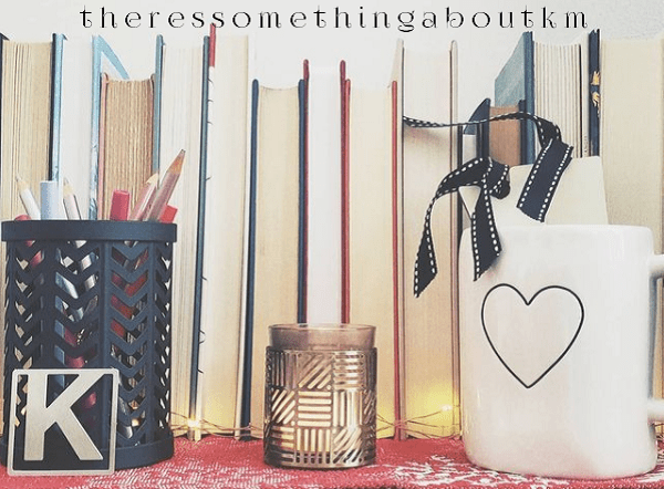 There's Something About KM | A Book Blog