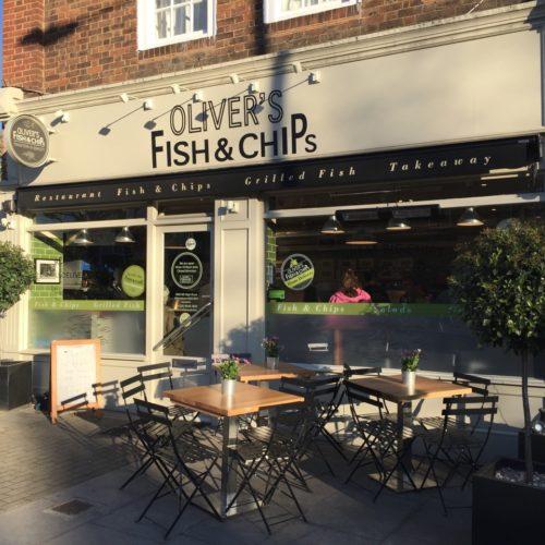 Fish Shop Stoke Newington