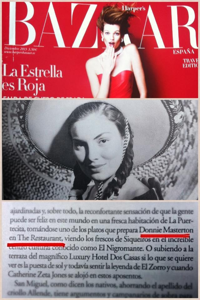 Harper's Bazaar Spain