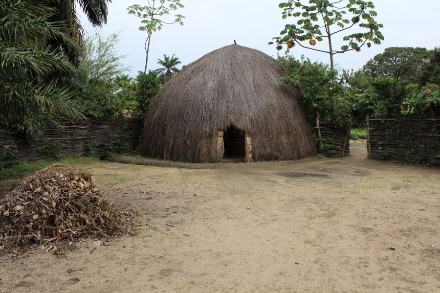 Burundi Village Hut
