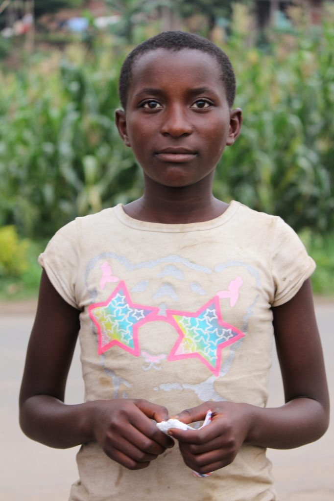 Local Girl from Gisenyi