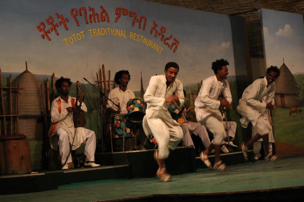 ToTot Restaurant in Addis