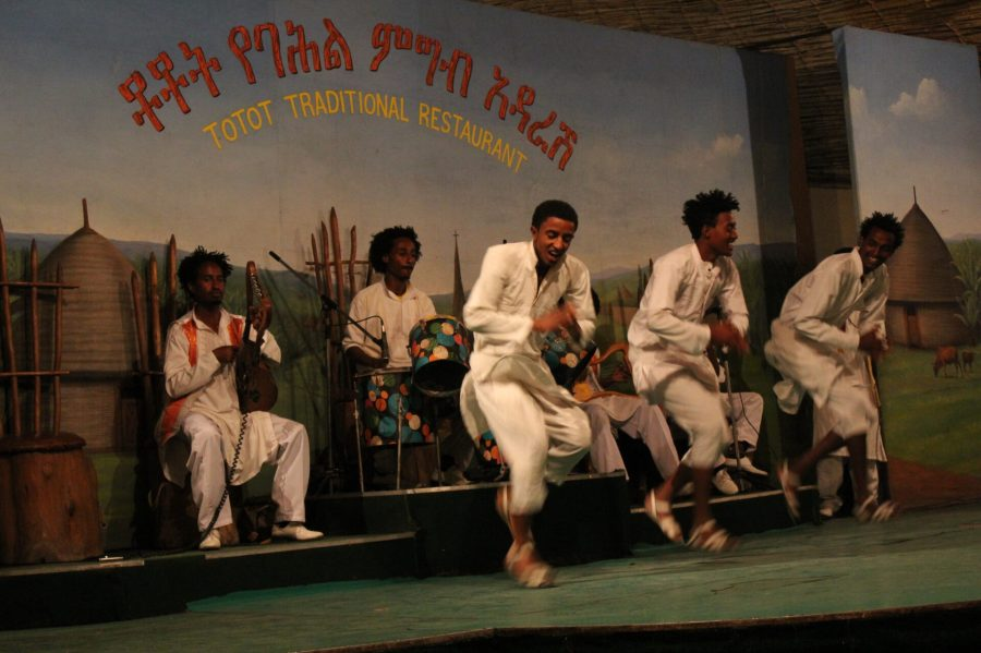 ToTot Restaurant in Addis