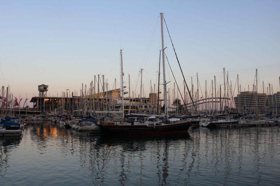 Barcelona Harbor & Waterfront
