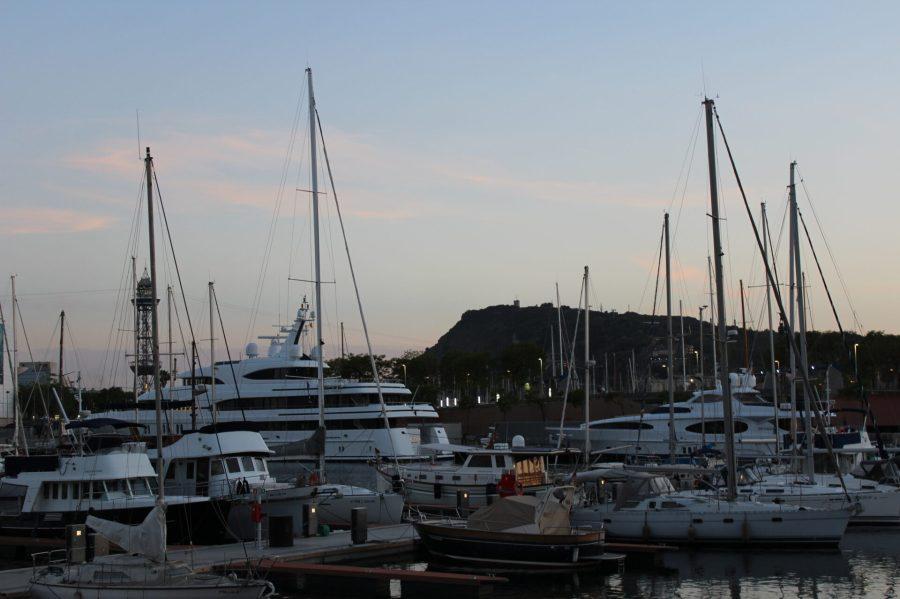 Montjuïc and Yachts