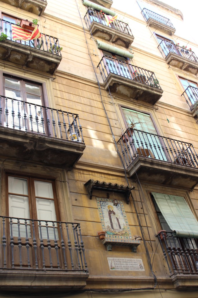 Barcelona Gothic Quarter - Carrer del Call