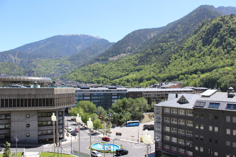 Andorra La Vella - City Center