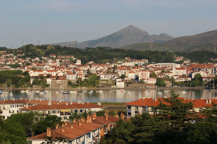Hondarribia Harbor