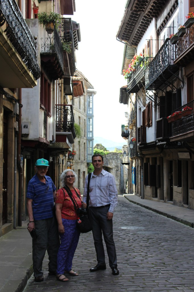 Hondarribia Old Town