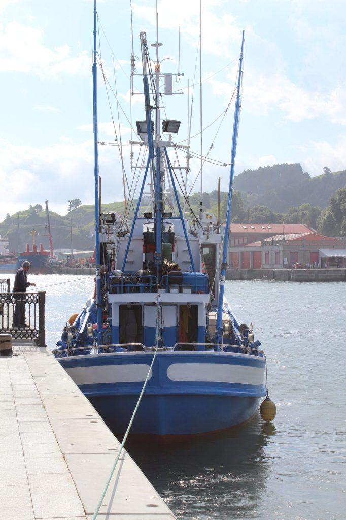 Bermeo Fishing Vessel
