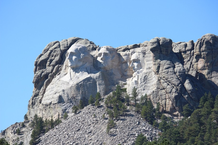 Mount Rushmore Again