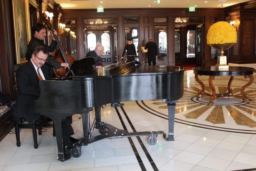 The Lobby Band