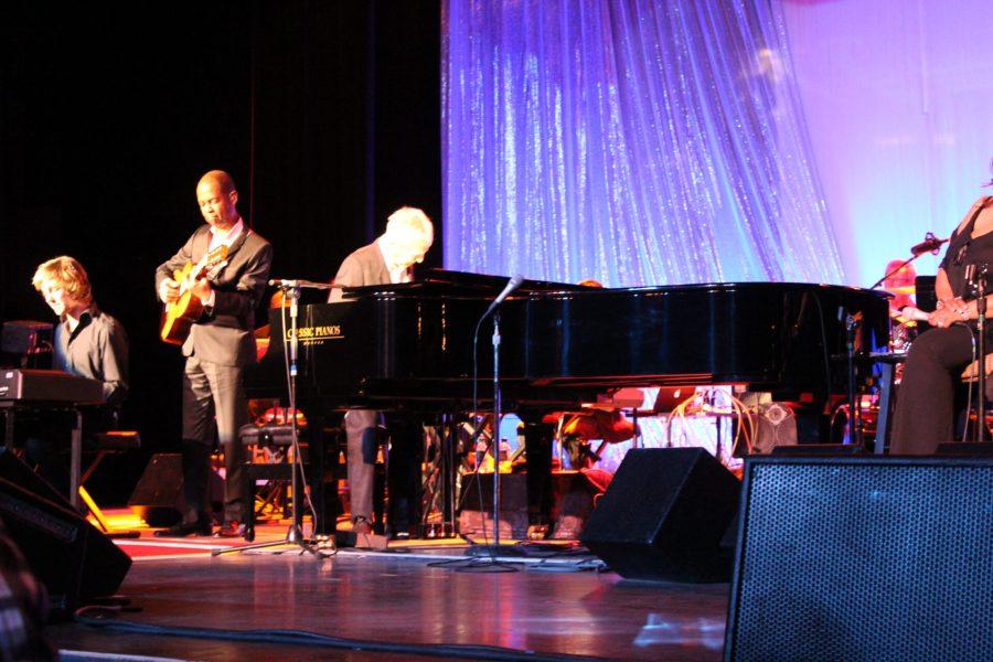 Burt Backarach and Earl Klugh at The Broadmoor Weekend of Jazz