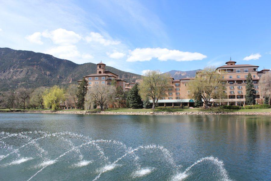 The Broadmoor West Building
