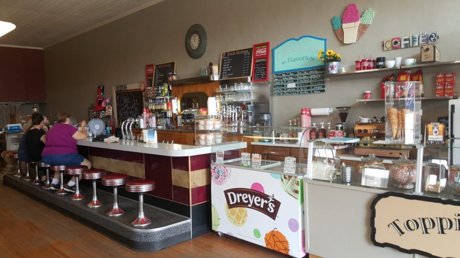 Soda Fountain in Meeker, CO