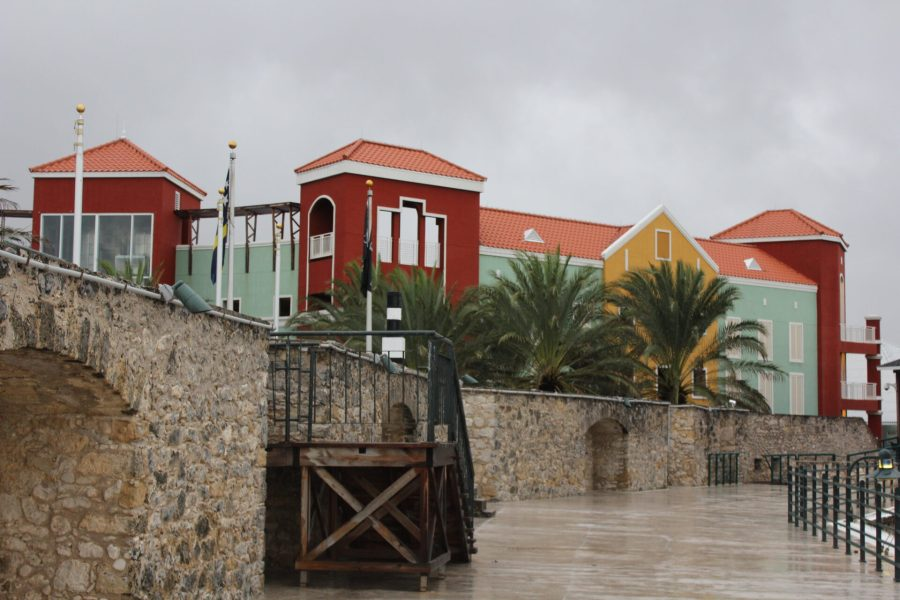 The Fort in Willemstad, Curacao