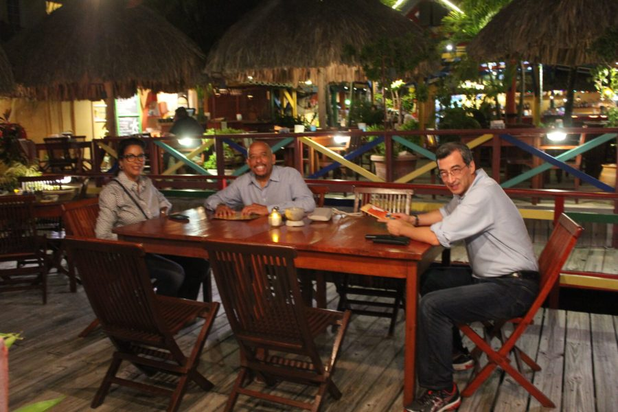 The Travelport Gang in Curacao