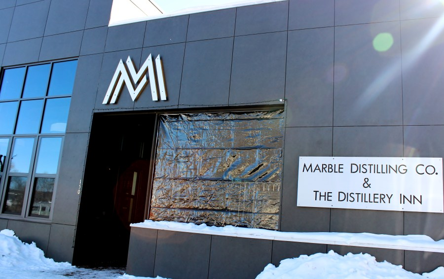 Marble Distilling Company in Carbondale
