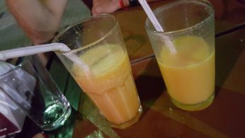 Manaus daytripping - try the juice!