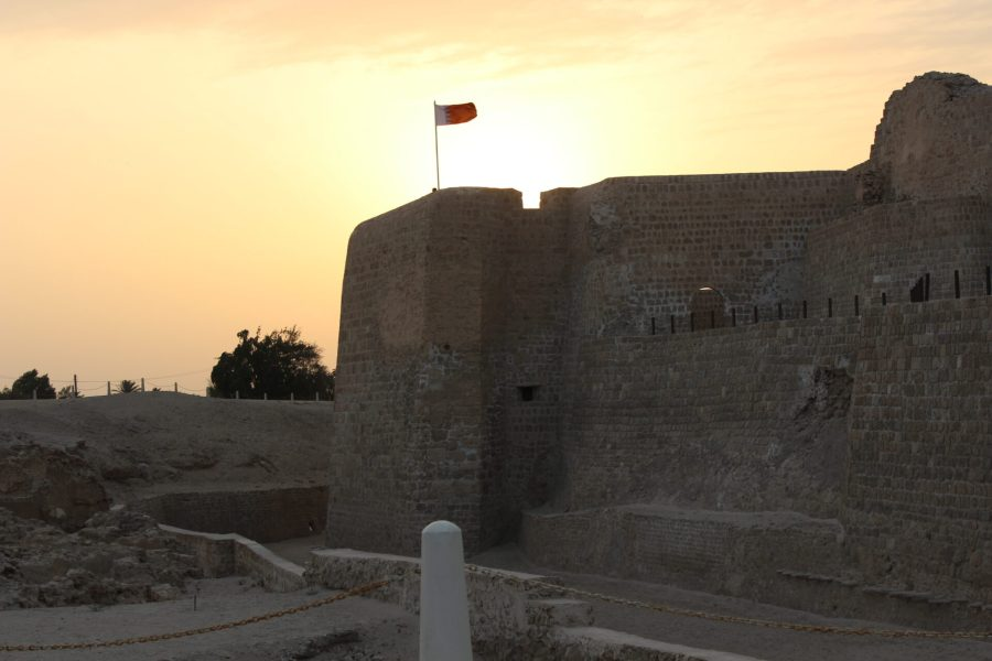 Bahrain museums - Bahrain Fort