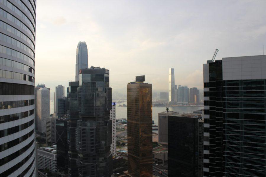 Conrad Hilton view