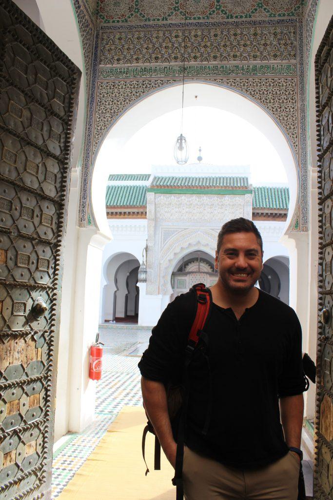 Oldest University in Fez