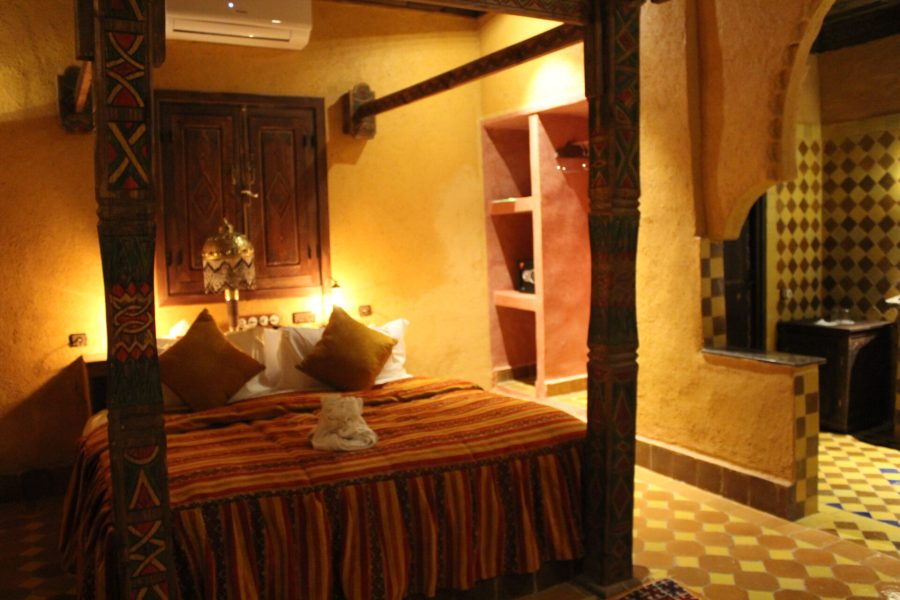 A day spent driving to the Sahara was worth it for these luxury Amazigh rooms