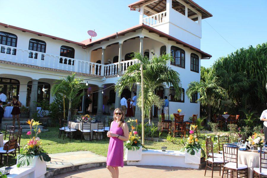 Nica wedding - the beach villa!