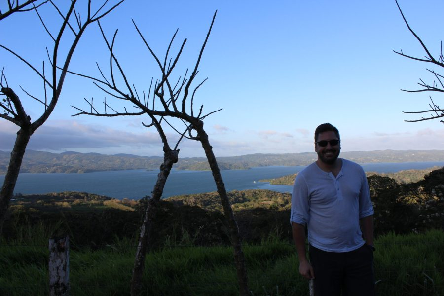 First sightings of Lake Arenal