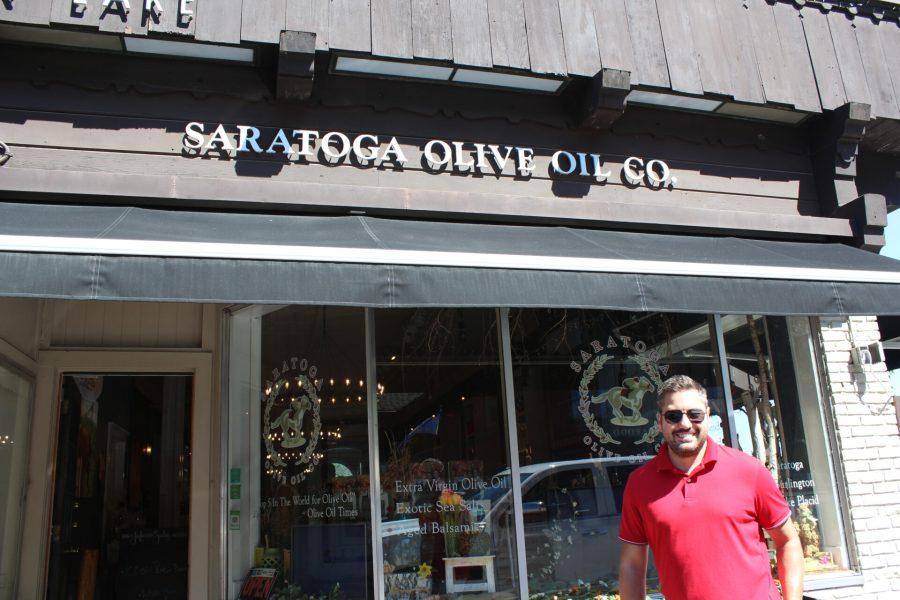Saratoga Olive Oil Company on Lake Placid