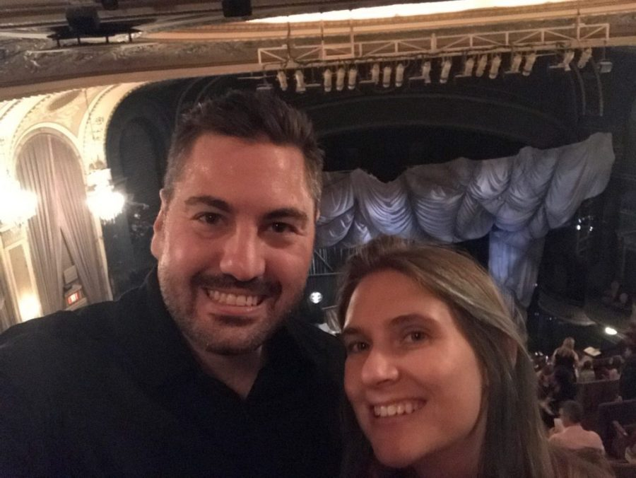 Rediscovering NYC - Phantom of the Opera