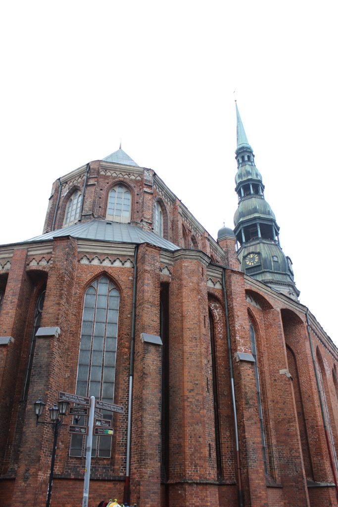 St. Peter's Church in Riga