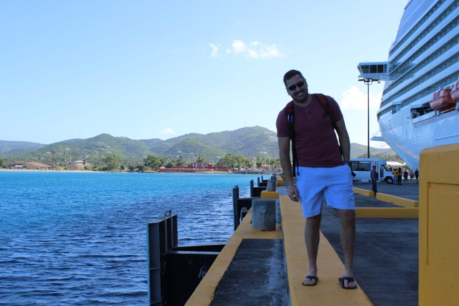 St. Croix docking area