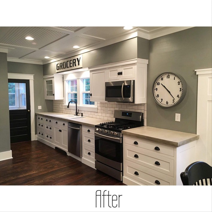 Mulberry House remodel