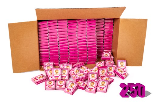 250 Pack Plus | Essential Sanitary Item For Her