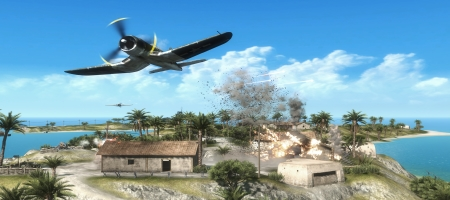 BF1943 will feature planes!