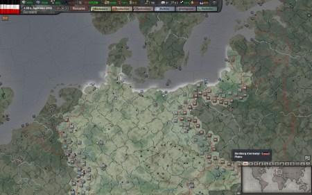 German Scenario