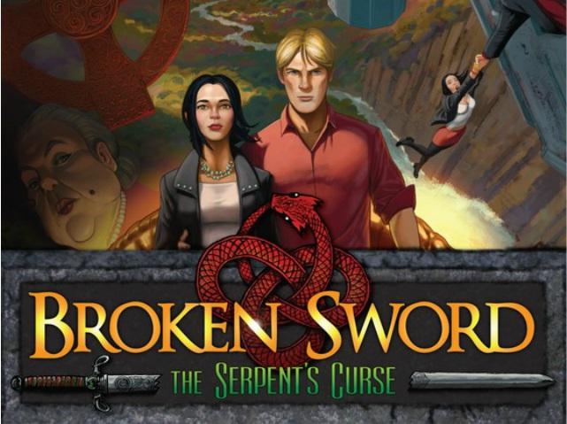 Broken Sword - The Serpeant's Curse