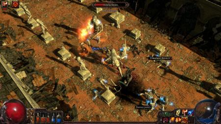 Path of Exile ARPG Free To Play FTP Online Open Beta