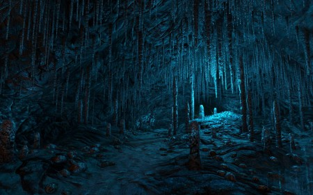 Dear Esther is a strikingly beautiful game at times.
