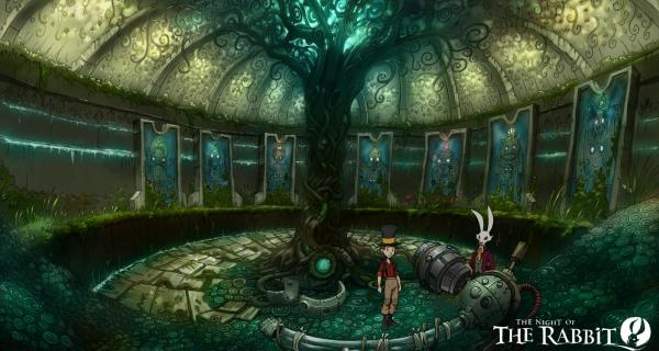 Interview With Matt Kempke, Author Of 'The Night Of The Rabbit' PC Steam GOG Screenshot Marquis Jerry