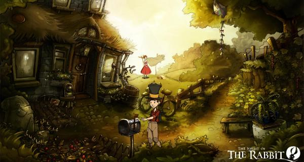 Interview With Matt Kempke, Author Of 'The Night Of The Rabbit ' Daedalic Entertainment Jerry Marquis Adventure Point and Click PC Steam GOG