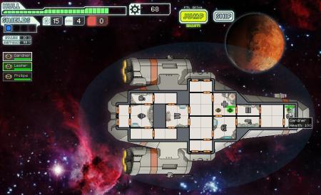 FTL Faster Than Light Screenshot