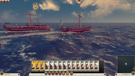 Sea battles, my first proved to be quite fun.