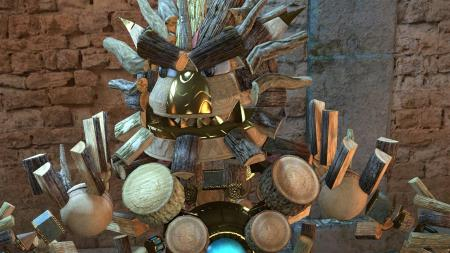The chap from Knack. He's a bit of a monster at times.