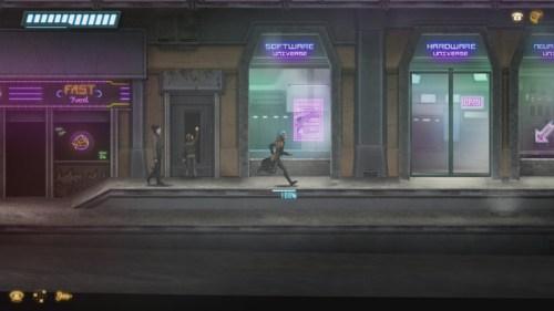 Dex gameplay screenshot