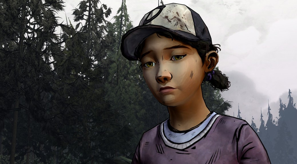 Walking Dead S201 Older Clementine
