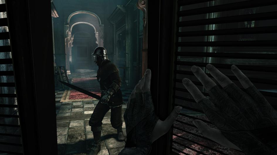 Thief 4 Garret in the Closet