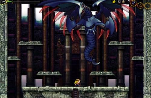 La Mulan 2 boss screenshot