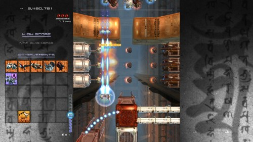 Ikaruga Screenshot Chapter 2